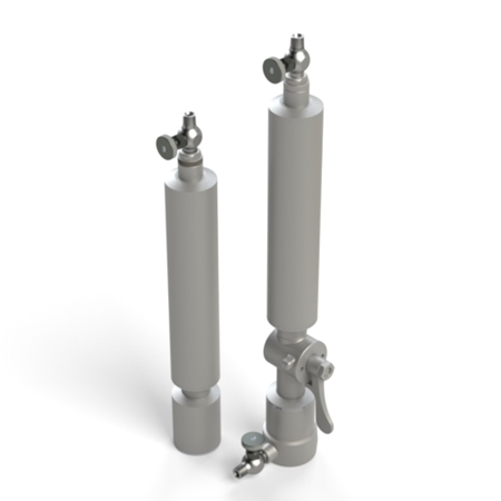 Picture for category Reid Vapor Pressure Cylinders