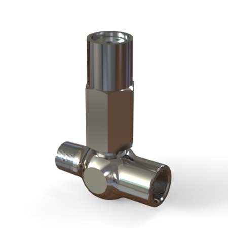 Picture for category SS Pressure Relief Valves